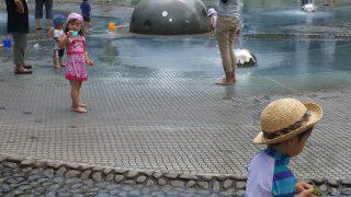 夏だ!水遊びだ!!★in河内総合運動公園
