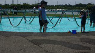 夏だ!水遊びだ!!★inグリーンパーク