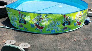 夏だ!水遊びだ!!★in陽だまり保育園